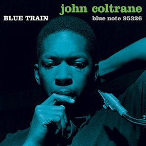 Blue Train (album) - Image: John Coltrane Blue Train