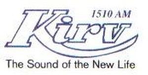 KIRV - Image: KIRV logo