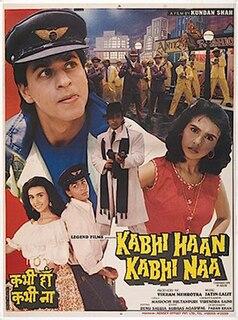 <i>Kabhi Haan Kabhi Naa</i> 1993 film by Kundan Shah