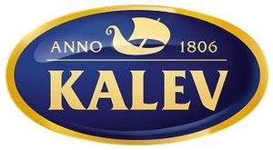 Kalev (confectioner) - Image: Kalevi logo