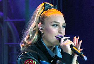 Kay (singer) Canadian singer-songwriter