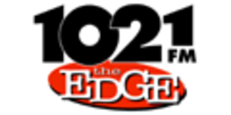 KDGE - Former 102.1 The Edge ident used until November 16, 2016.