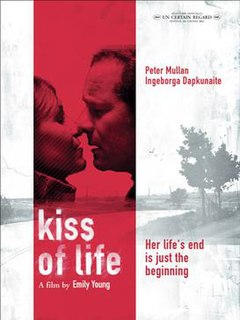 <i>Kiss of Life</i> (film) 2003 film by Emily Young