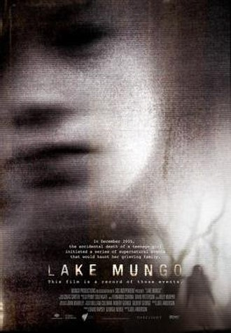Lake Mungo (film) - Official Poster