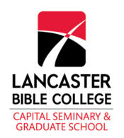 Lancaster Bible College Seal