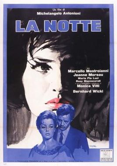 Picture of a movie: La Notte
