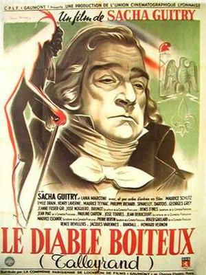 The Lame Devil (film) - Image: Le diable boiteux poster