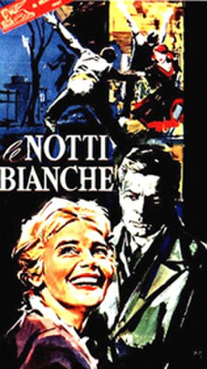 White Nights (1957 film) - Image: Lenottibianche