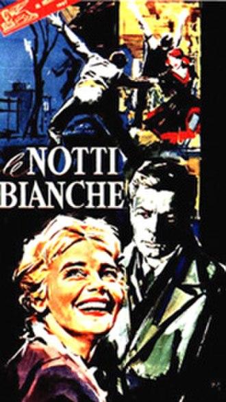 White Nights (1957 film) - Image: Lenottibianche