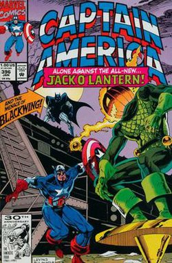 Jack O'Lantern (Marvel Comics) - Wikipedia