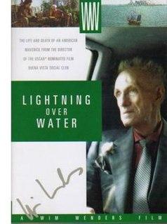 <i>Lightning Over Water</i>