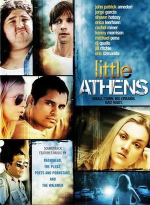 Little Athens - Image: Little Athens Film Poster
