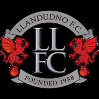 Llandudno F.C. - Image: Lllandudno F.C. logo