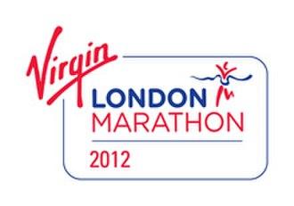 2012 London Marathon - Image: London Marathon 2012 logo