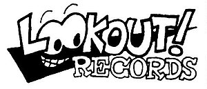 Lookout! Records - Image: Lookout Records logo