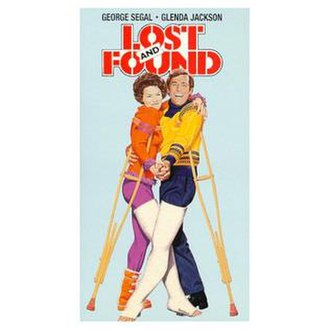 Lost and Found (1979 film) - DVD cover.