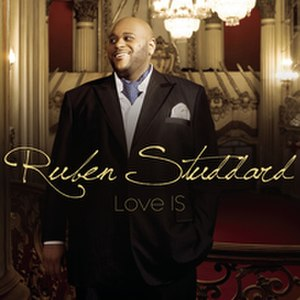 Love Is (Ruben Studdard album) - Image: Love Is album cover