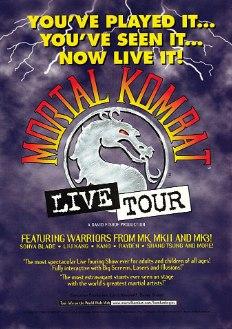 <i>Mortal Kombat: Live Tour</i>