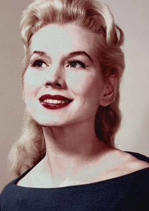 Marian Stafford - Image: Marian Stafford 1956