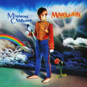 Misplaced Childhood - Image: Marillion misplacedchildhood