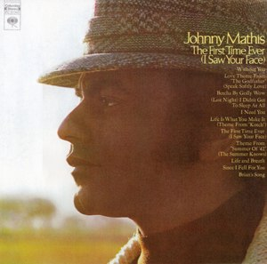 The First Time Ever (I Saw Your Face) (Johnny Mathis album) - Image: Mathis Face