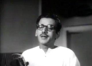 M. B. Sreenivasan Indian composer (1925-1988)