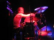 Live drumming