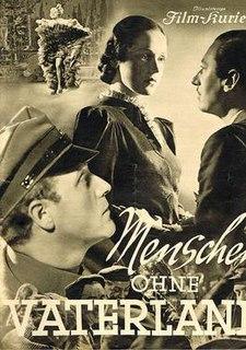 <i>Men Without a Fatherland</i> 1937 film