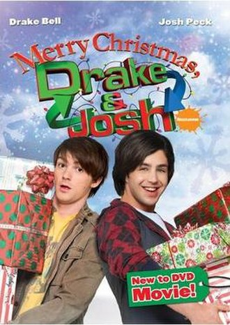 Merry Christmas, Drake & Josh - DVD cover