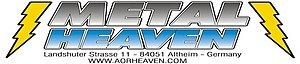 Metal Heaven - Image: Metal heaven logo