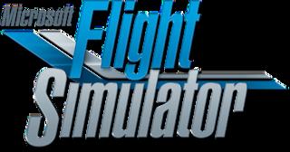 <i>Microsoft Flight Simulator</i> Windows based flight simulator software