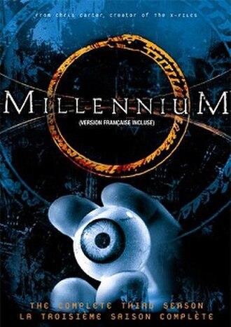 Millennium (season 3) - Image: Millennium DVD season 3