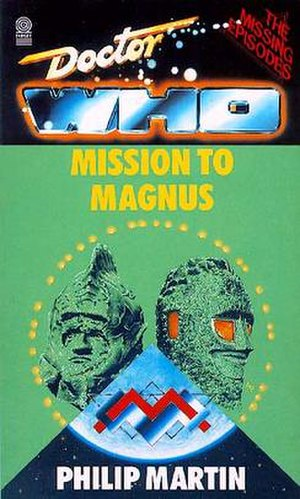 Mission to Magnus - Image: Mission to Magnus
