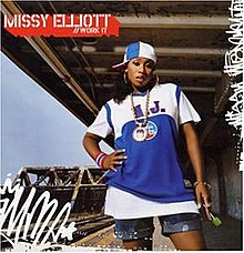 Missy Elliott — Work It (studio acapella)