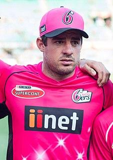 Moises Henriques Australian cricketer