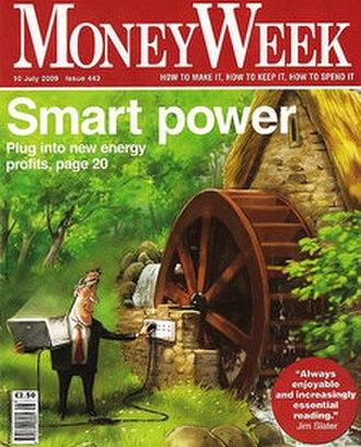 MoneyWeek - Image: Money Week (magazine cover)