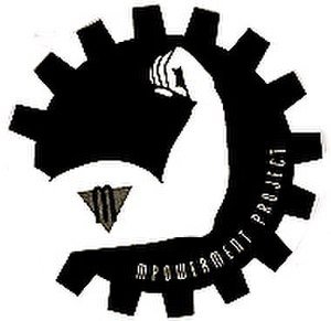 The Mpowerment Project - Eugene OR, logo 1993