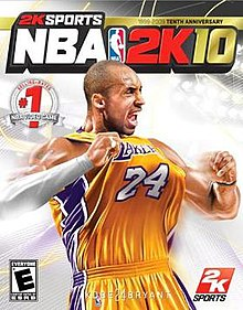 Image result for nba 2k10