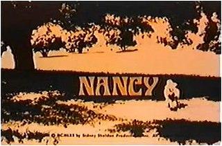 <i>Nancy</i> (TV series) American sitcom