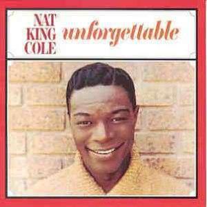 Unforgettable (Nat King Cole album) - Image: Nat King Cole Unforgettable 3