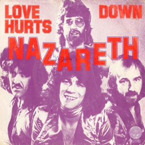 Love Hurts - Image: Nazareth Love Hurts