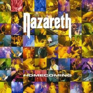 Homecoming (Nazareth album) - Image: Nazareth homecoming
