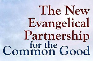 New Evangelical Partnership for the Common Good - Image: Nepfb