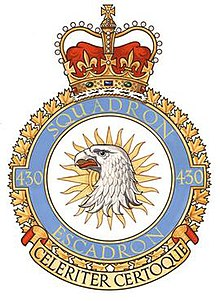 Image result for 430 Squadron