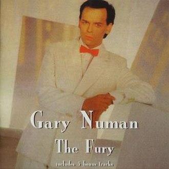 The Fury (album) - Image: Numan The Fury US