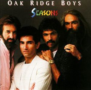 Seasons (The Oak Ridge Boys album) - Image: Oaks seasons