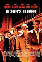 Picture of a movie: Ocean's Eleven