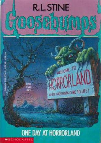 One Day at HorrorLand - Image: One Day at Horrorland