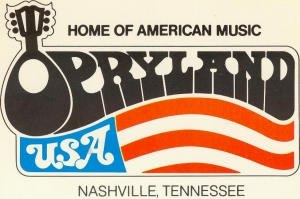 Opryland USA - Image: Oprylandlogo 1