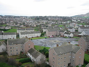 Scottish units - Oxgangs, Edinburgh named after the Scottish unit.